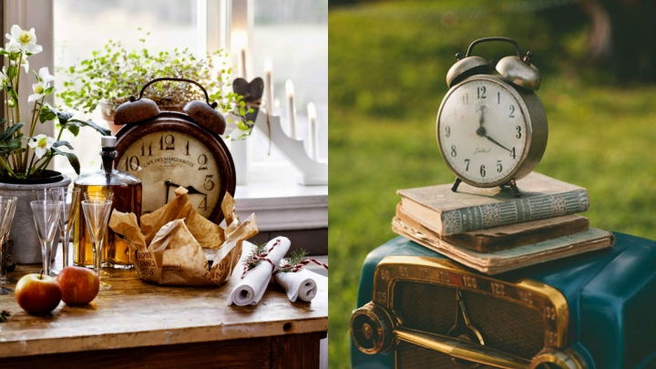 8 Essential Accessories In Your Vintage Decoration
