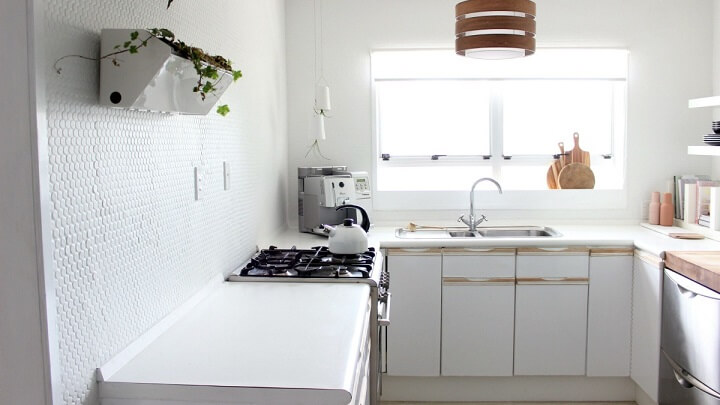 Kitchens In Small Spaces