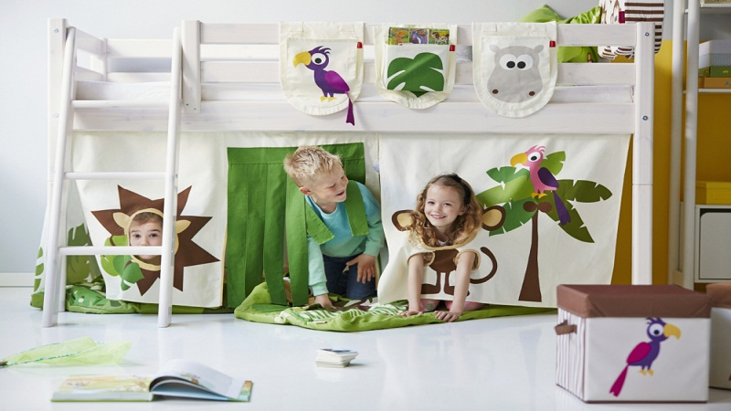 How to choose high-quality and safe children's furniture?