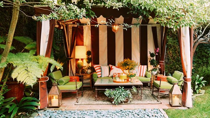 Outdoor Decoration Trends 2018
