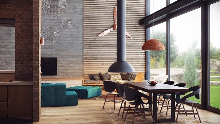 Decorate a Loft