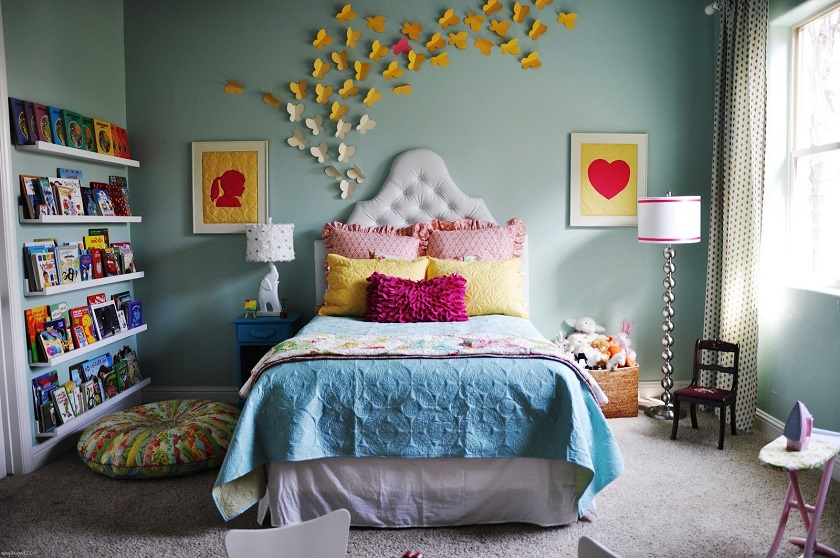 6 Tips for Small Rooms Decoration