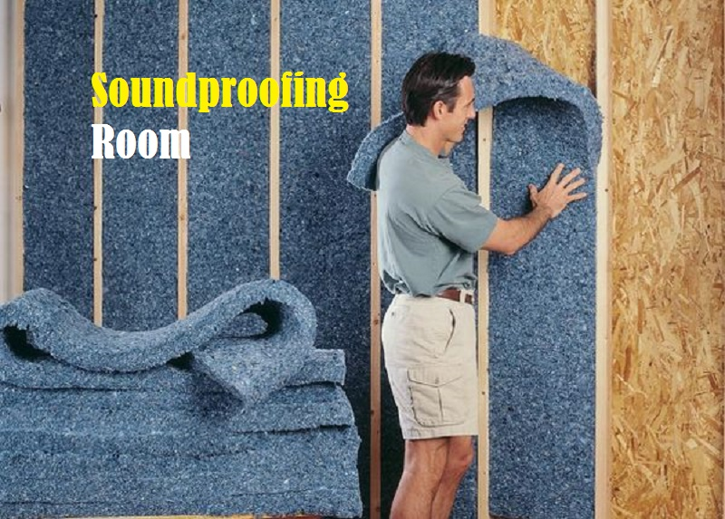 You should know before soundproofing a room