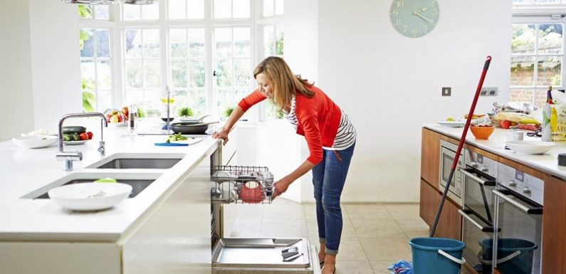 How to keep a clean house in a simplest and comfortable way