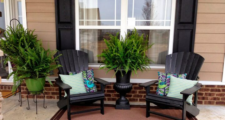 4 Keys to decorate the perfect porch