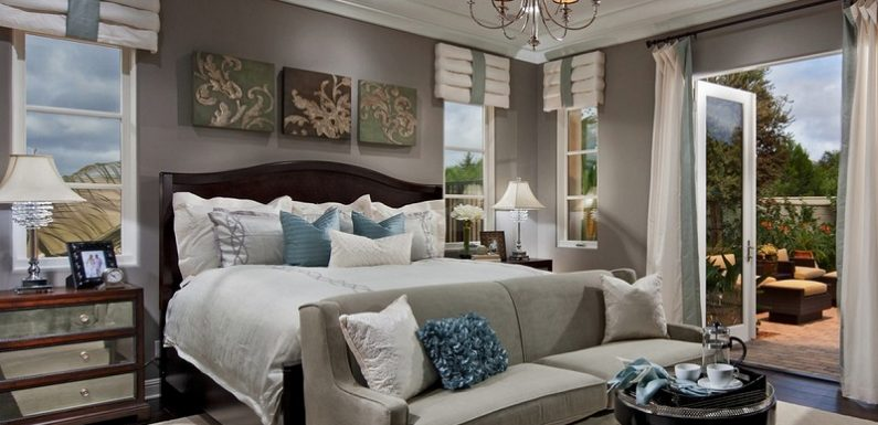 How to choose furniture for a small bedroom