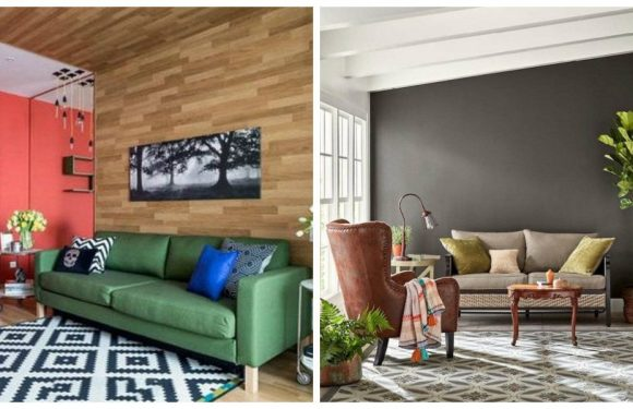 Fashionable colors to decorate in 2019