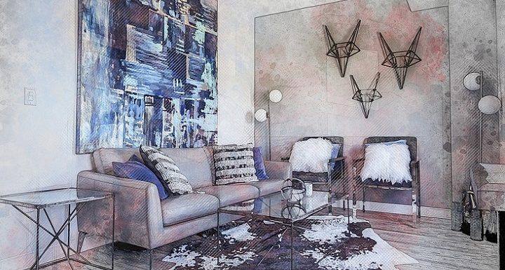 Four ideas to integrate the gray color in the decoration