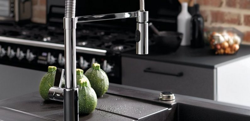 Get your Kitchen Taps Fitted