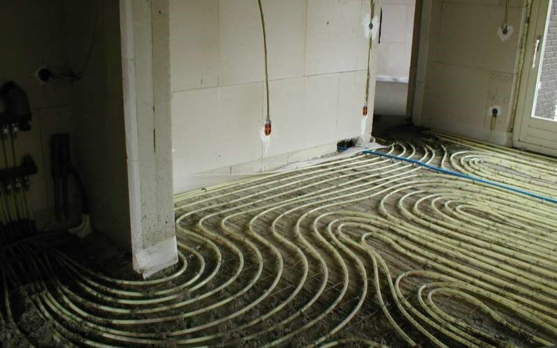 What are the Advantages of Underfloor Heating?